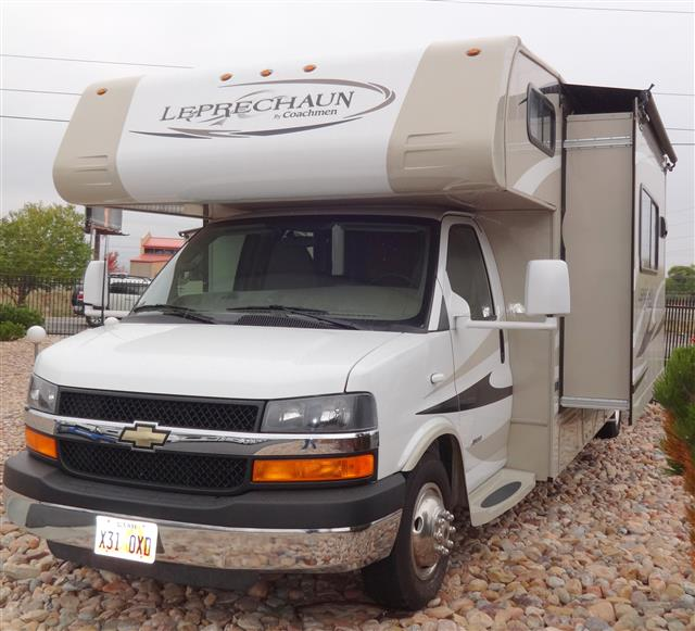 2014 Forest River Coachman