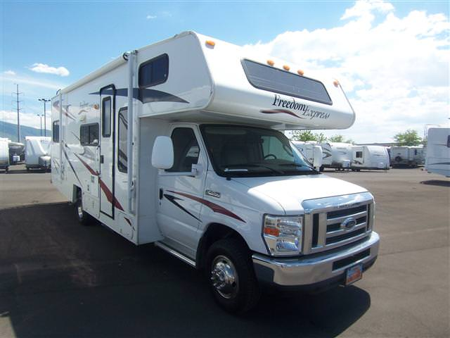 Buy a Used Coachmen Freedom Express in Kaysville, UT.
