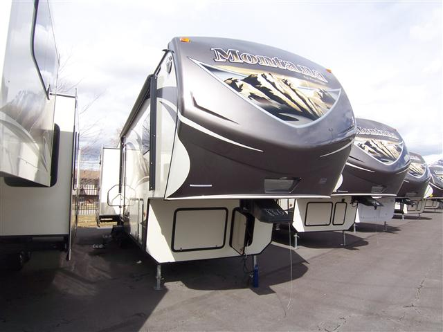 Buy a New Keystone Mountaineer in Meridian, ID.