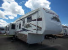 Used 2007 Forest River Cedar Creek 34SATS Fifth Wheel For Sale