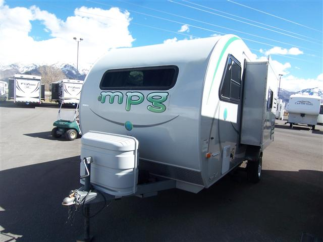 Used2011 Heartland Mpg Travel Trailer For Sale