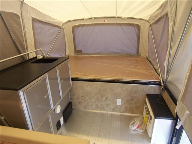 New 2015 LIVIN LITE Coleman QS10 Pop Up For Sale