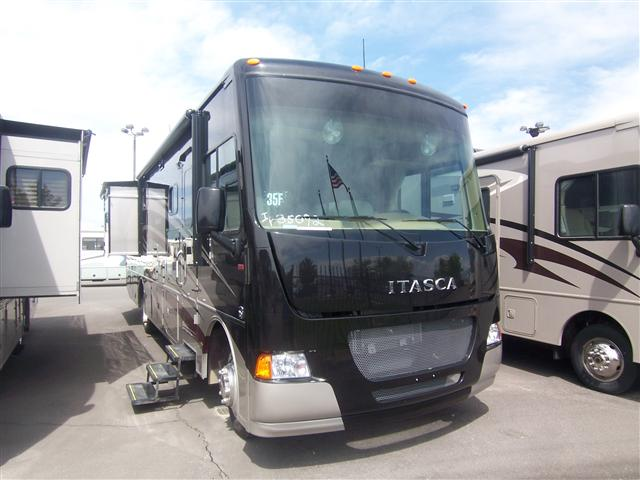 Buy a New Itasca Sunstar in Meridian, ID.
