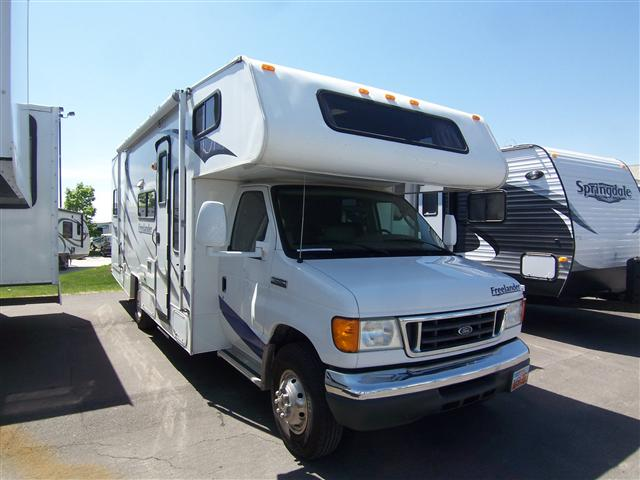 Buy a Used Coachmen Freelander in Kaysville, UT.