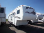 Used 2005 Keystone Raptor 3512 Fifth Wheel Toyhauler For Sale