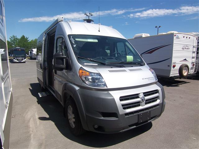 Buy a New Winnebago TRAVATO in Kaysville, UT.