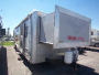 Used 2008 Forest River WORK AND PLAY 28FS Travel Trailer Toyhauler For Sale