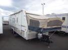 Used 2007 Starcraft Travel Star 23SBS Hybrid Travel Trailer For Sale