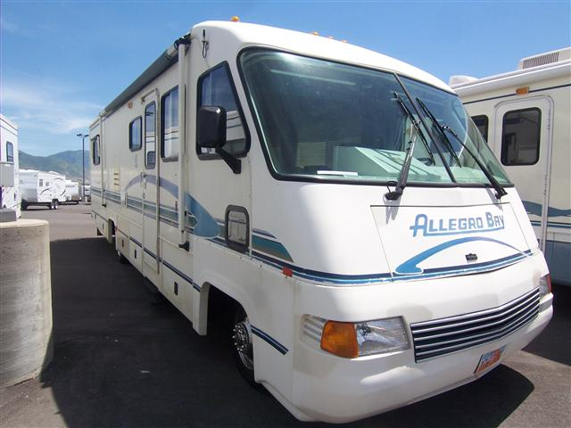 Buy a Used Tiffin Allegro Bay in Kaysville, UT.