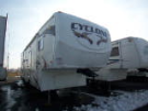 Used 2008 Heartland Cyclone 3950 Fifth Wheel Toyhauler For Sale