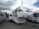 Used 2012 Keystone Montana 3455SA Fifth Wheel For Sale