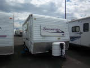 Used 2003 Kit Manufacturing Company Sports Master 222 Travel Trailer For Sale