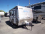 Used 2013 Skyline Bob Cat 131B Hybrid Travel Trailer For Sale