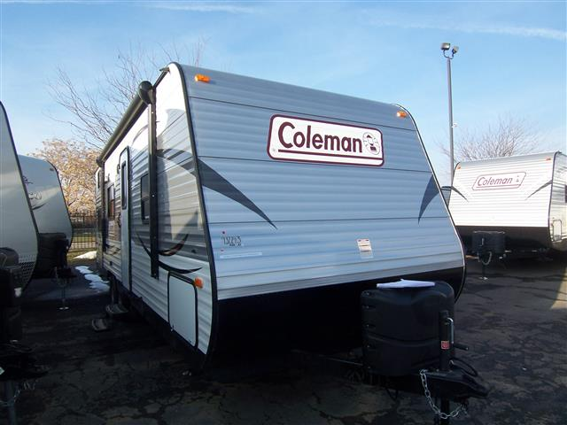New 2016 Coleman Coleman CTS295QBWE Travel Trailer For Sale