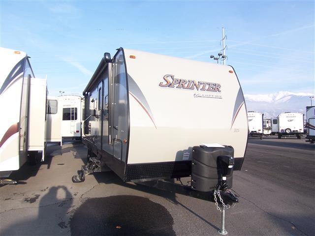 New 2015 Keystone Sprinter 28BH Travel Trailer For Sale