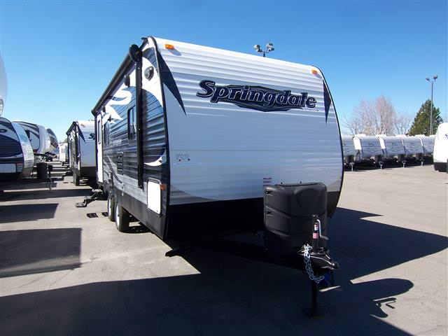 New 2015 Keystone Springdale 212RBWE Travel Trailer For Sale