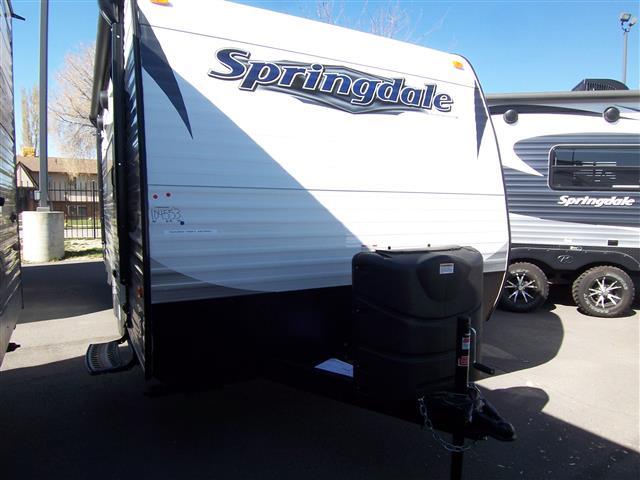 New 2015 Keystone Springdale 189FL Travel Trailer For Sale