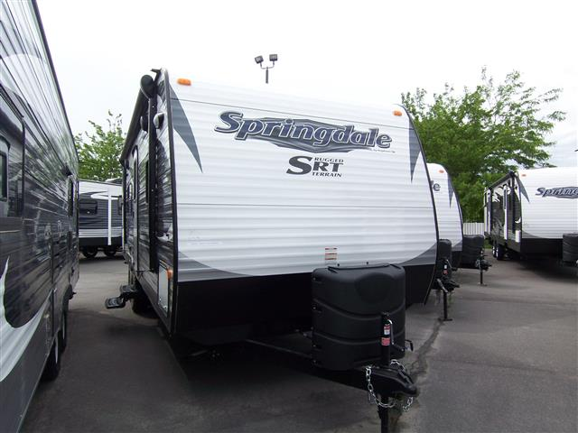 New 2015 Keystone Springdale 260SRTWE Travel Trailer For Sale