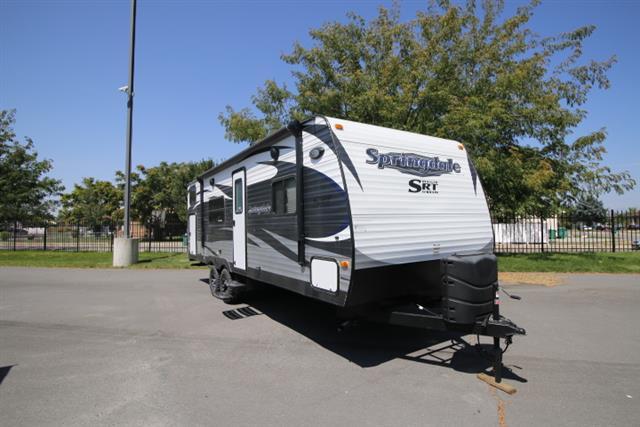 New 2015 Keystone Springdale 260SRTWE Travel Trailer For Sale