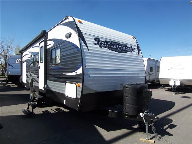 New 2015 Keystone Springdale 225RBWE Travel Trailer For Sale