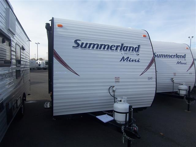 New 2015 Keystone Summerland 1600 Travel Trailer For Sale