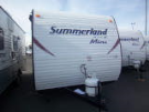 New 2015 Keystone Summerland 1700 Travel Trailer For Sale