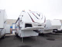 Used 2014 Dutchmen VOLTAGE V3005 Fifth Wheel Toyhauler For Sale
