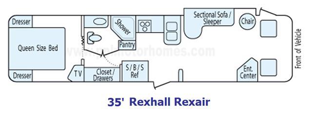 1997 Rexhall Rexair