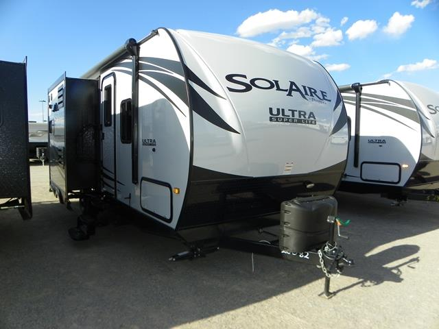 New 2016 Forest River SOLAIRE ULTRA-LITE 239DSBH Travel Trailer For Sale
