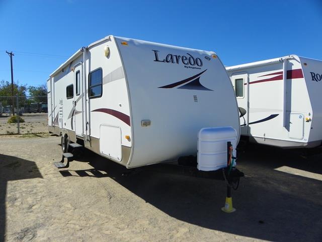 Used 2007 Keystone Laredo 284BH Travel Trailer For Sale