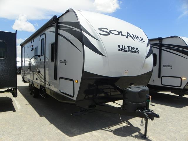 New 2016 Forest River SOLAIRE ULTRA-LITE 267BHSK Travel Trailer For Sale