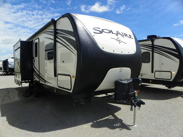 New 2016 Forest River SOLAIRE ECLIPSE 247RKES Travel Trailer For Sale