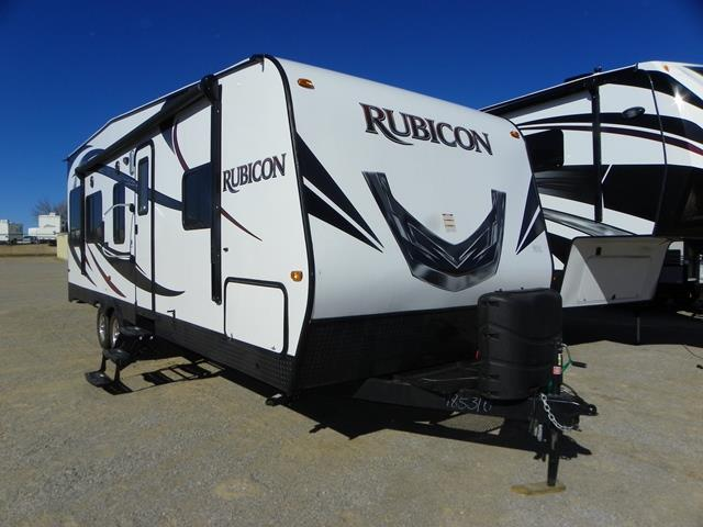 New 2015 Dutchmen RUBICON 2500 Travel Trailer Toyhauler For Sale