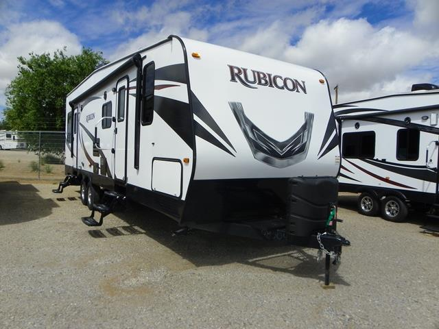 New 2016 Dutchmen RUBICON 2900 Travel Trailer Toyhauler For Sale