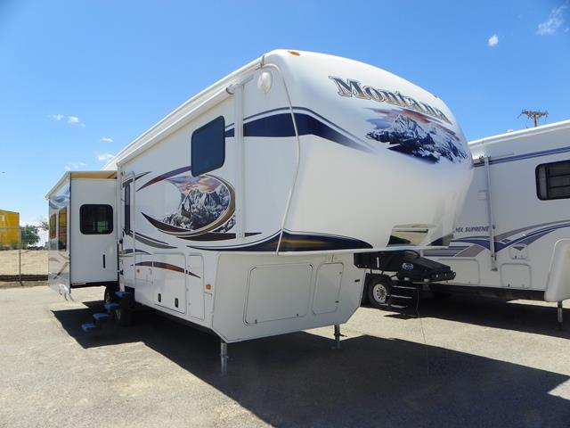 Used 2011 Keystone Montana 3580RL Fifth Wheel For Sale