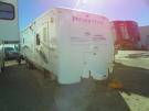 Used 2007 Holiday Rambler Presidential 34SKD Travel Trailer For Sale