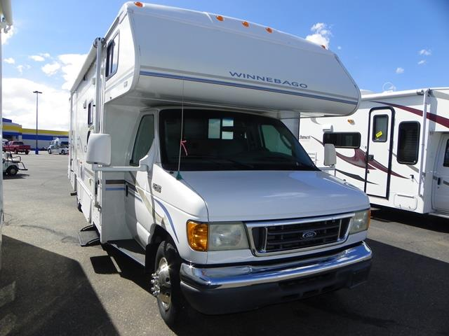 Used 2005 Winnebago Chalet 31RC Class C For Sale