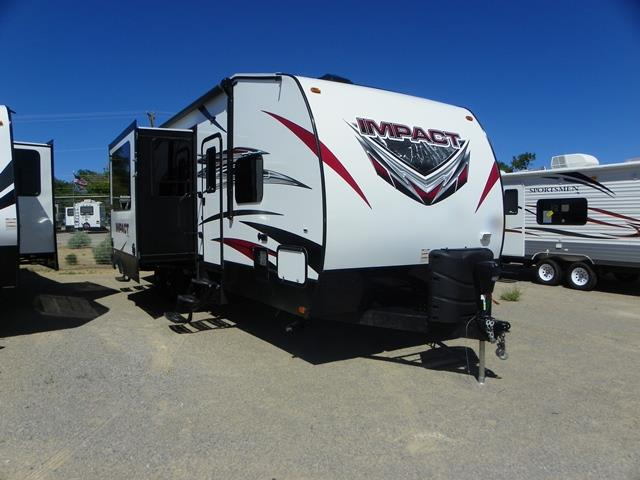New 2016 Keystone IMPACT 303 Travel Trailer Toyhauler For Sale