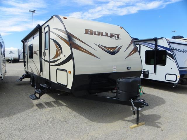 New 2015 Keystone Bullet 248RKS Travel Trailer For Sale