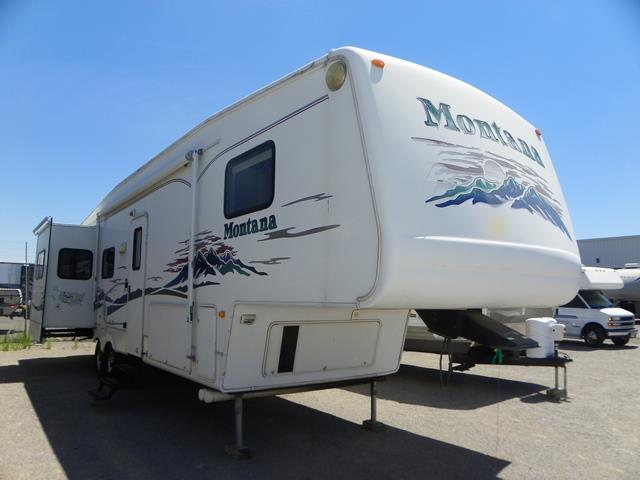 Used 2004 Keystone Montana 3575RL Fifth Wheel For Sale