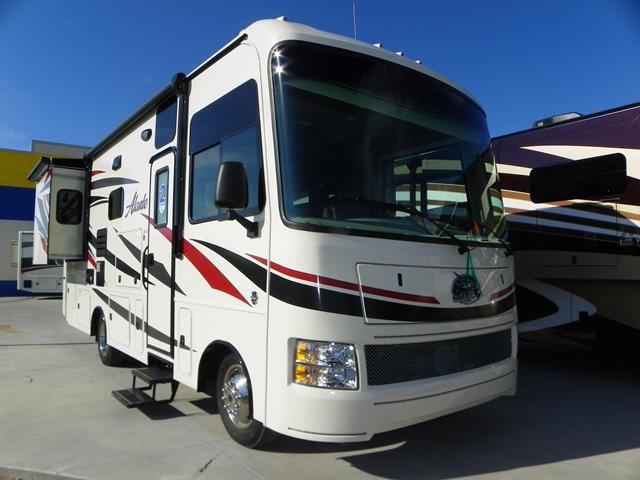 New 2016 Jayco ALANTE 26X Class A - Gas For Sale