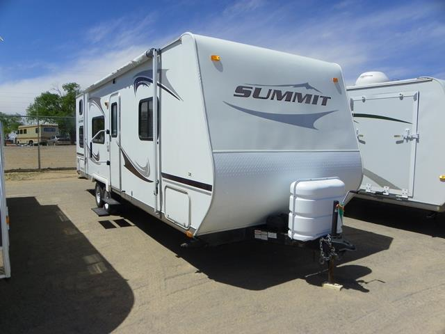 Used 2007 Thor Summit 28BH Travel Trailer For Sale