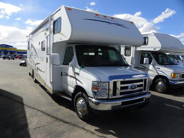 Used 2008 Winnebago Access 31C Class C For Sale