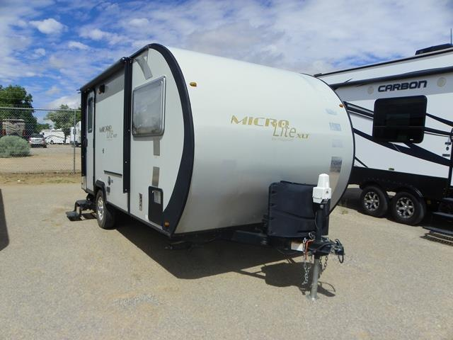 Used 2011 Flagstaff Microlite 18RK Travel Trailer For Sale