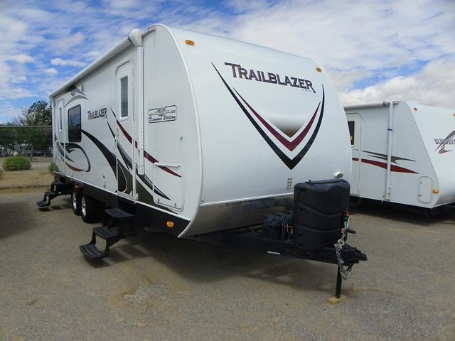 Used 2013 Dutchmen Trailblazer 2400RK Travel Trailer For Sale