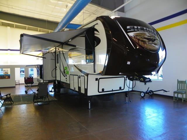 New 2015 Forest River Sierra 375RKS Fifth Wheel For Sale