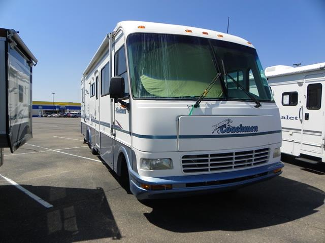 Used 1998 Coachmen Catalina 322QB Class A - Gas For Sale