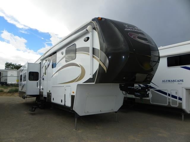 Used 2013 Dutchmen INFINITY 3640RL Fifth Wheel For Sale