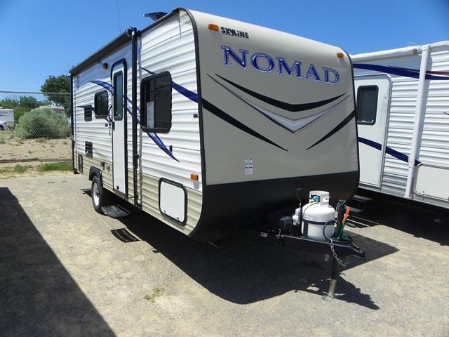 Used 2014 Skyline Nomad 188 Travel Trailer For Sale
