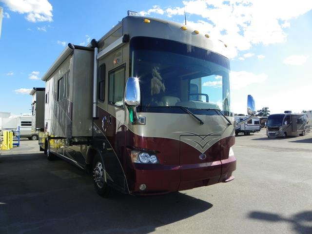 Used 2007 Country Coach Sequoia 40SQ TRIBUTE260 Class A - Diesel For Sale